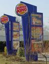 totem Burger King